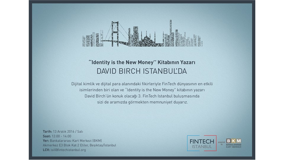 FinTech Istanbul - Meet-Up 3