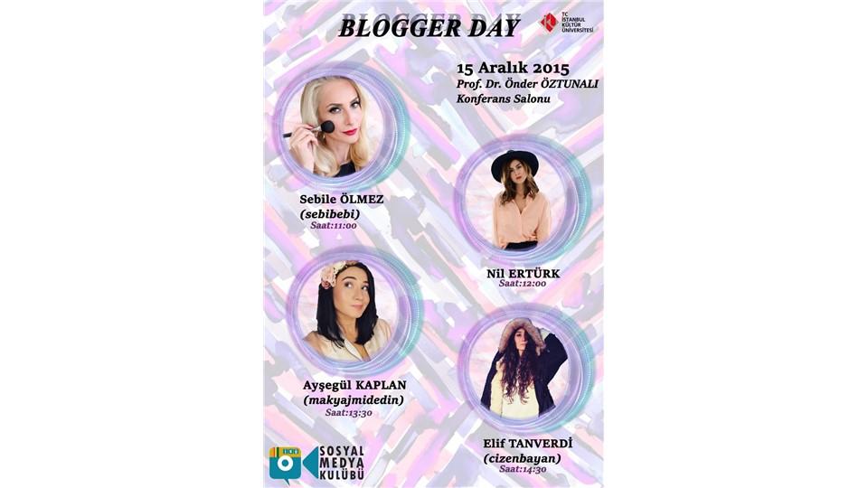 Kültür Üniversitesi Blogger Day