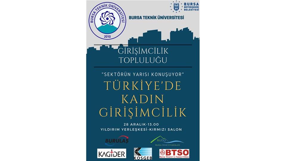 Türkiye'de Kadın Girişimcilik