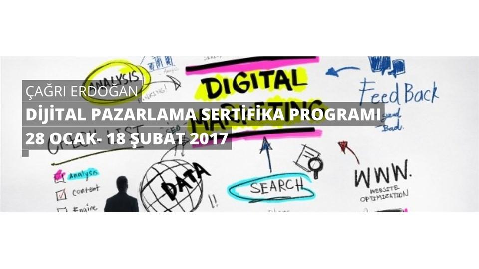 Dijital Pazarlama Sertifika Programı - DB Open Academy
