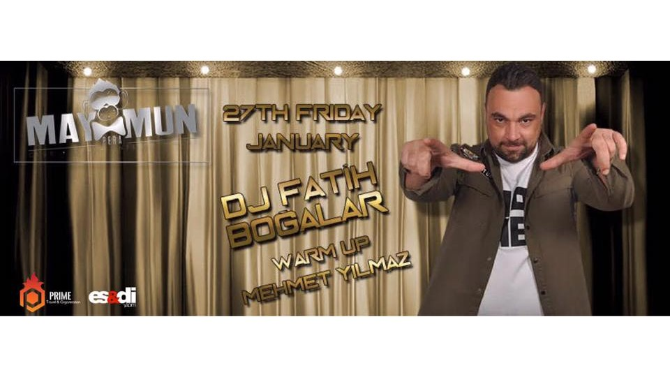 PRIME Presents: w/ Fatih Boğalar #TeMaEtmaje