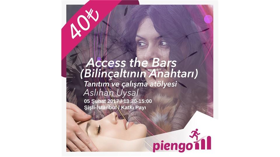 Access The Bars(Bilinçaltının Anahtarı)