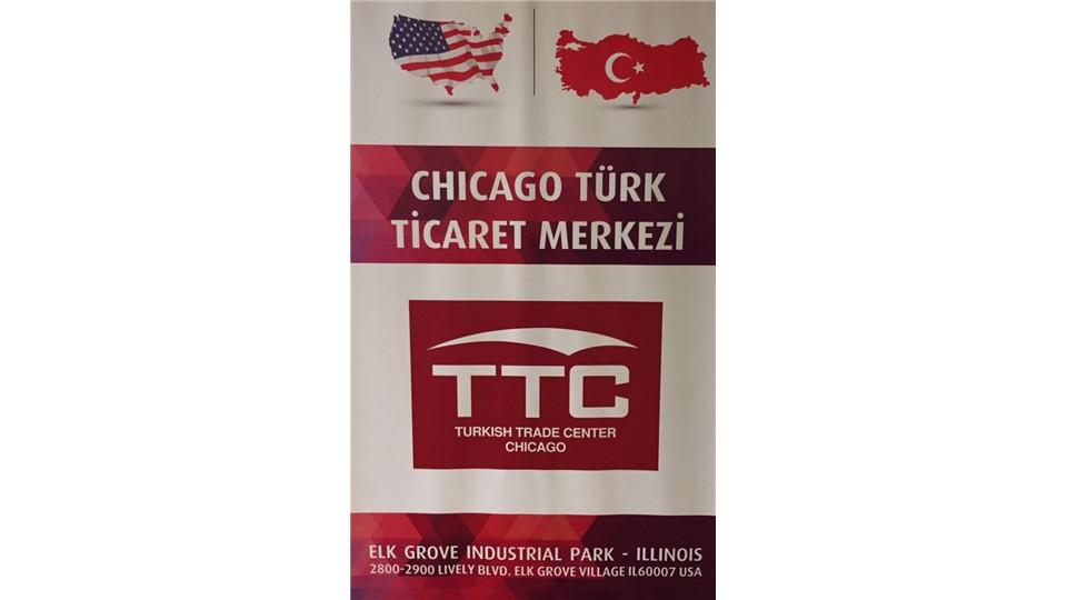 Chicago Türk Ticaret Merkezi Bilgilendirme Etkinliği