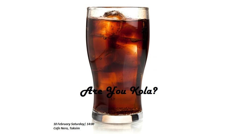 Are You Kola?