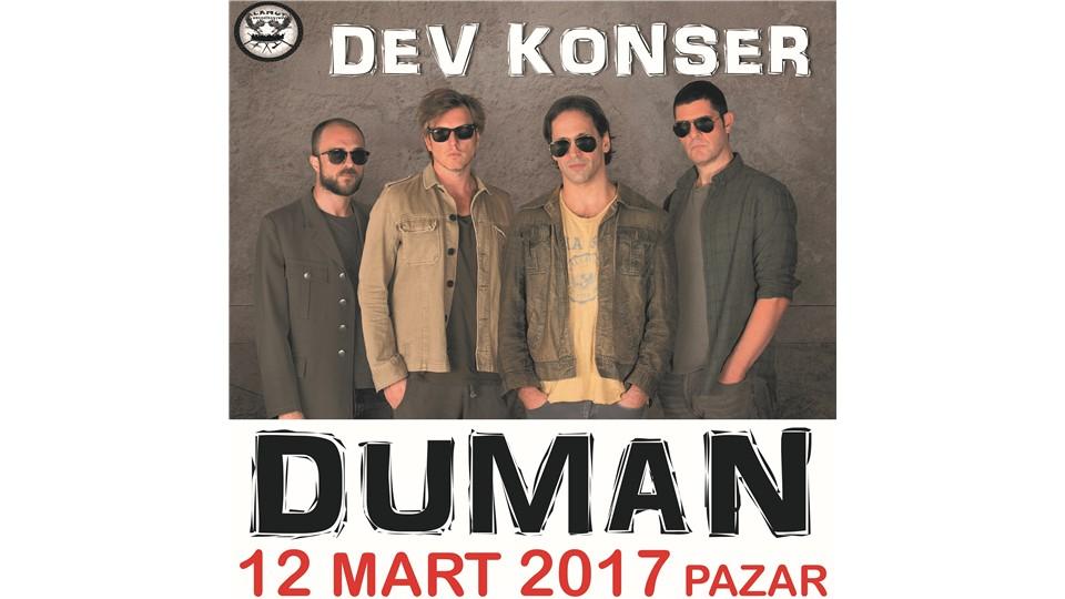 Duman Van Konseri