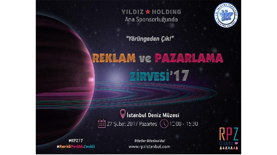 Reklam ve Pazarlama Zirvesi' 17- RPZ İstanbul