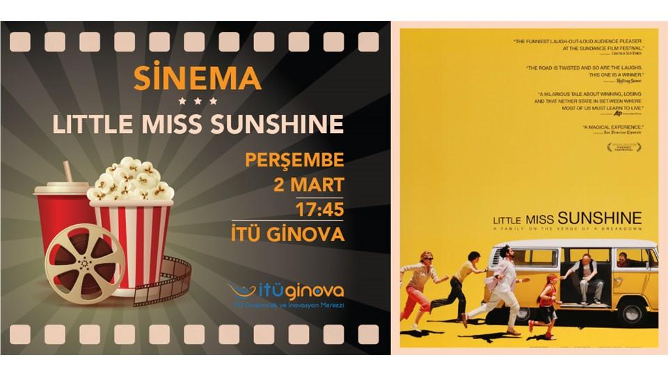Girişim Sineması: Little Miss Sunshine