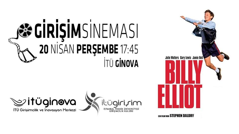 Girişim Sineması: Billy Elliot