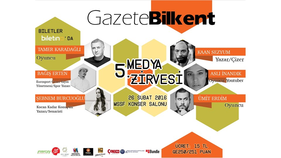 GazeteBilkent 5. Medya Zirvesi