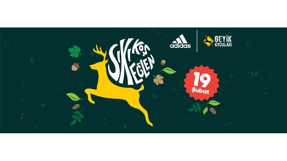 adidas Geyik Koşuları 19 Şubat 2017 -  Yarışmacı Servisi
