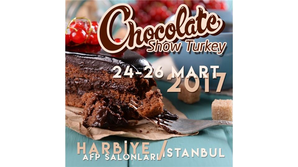 Çikolata Şekerleme ve Pasta Festivali Türkiye