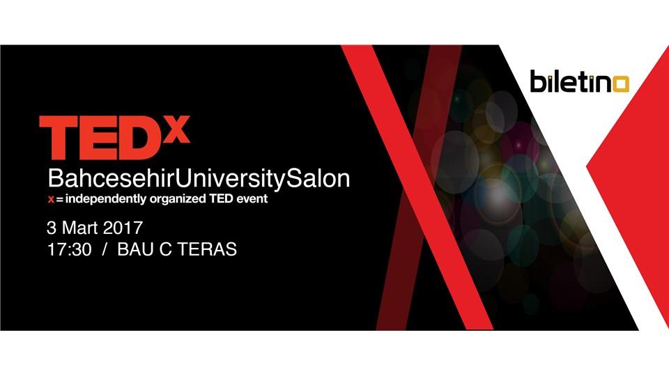 TEDxBahcesehirUniversitySalon