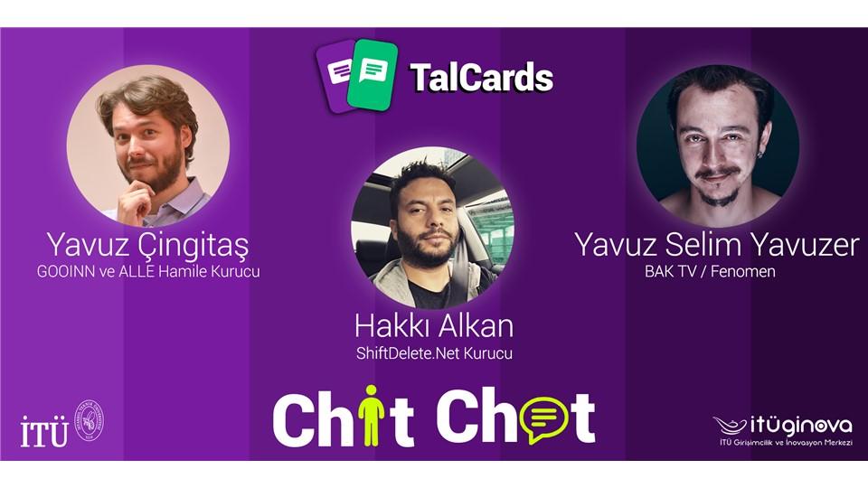 Chit-Chat: Girişimcilik ve İletişim