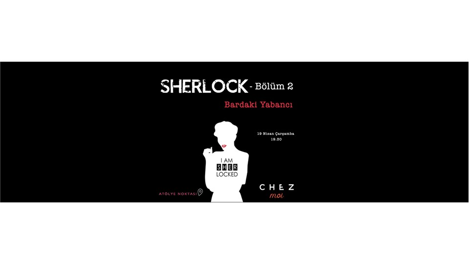 Sherlock Bölüm 2 - Bardaki Yabancı
