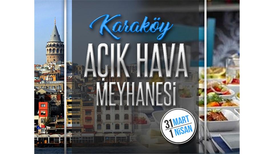Karaköy Açık Hava Meyhanesi