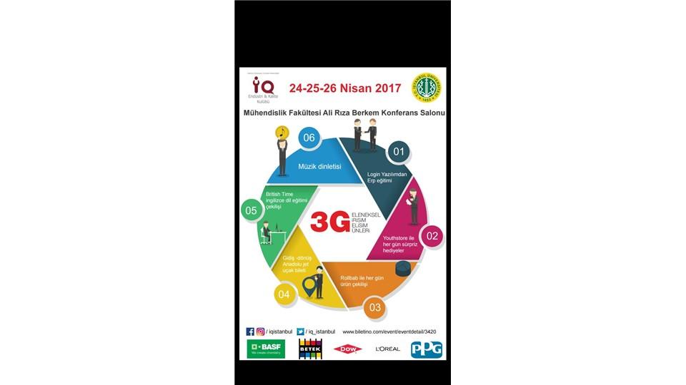 IX. 3G Geleneksel Girişim Gelişim Günleri