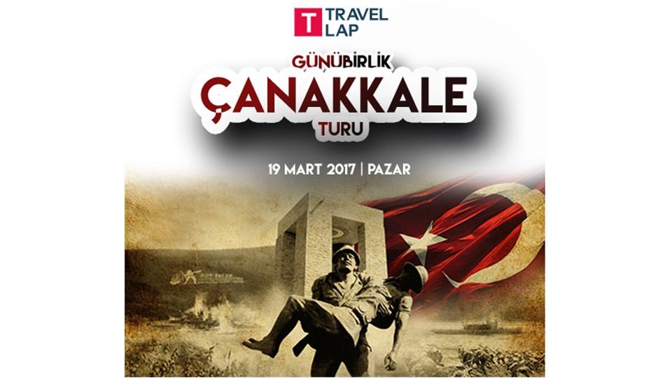 Travel Lap Sunar: Günürbirlik Çanakkale Turu