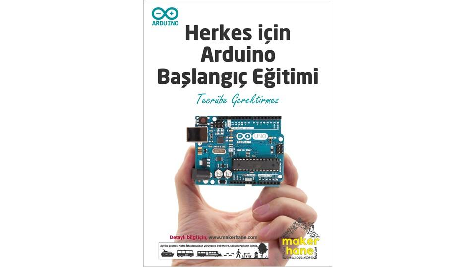 Arduino Başlangıç Atölyesi