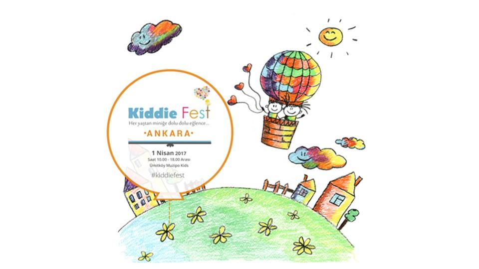 Kiddie Fest Ankara (3-12 Yaş)
