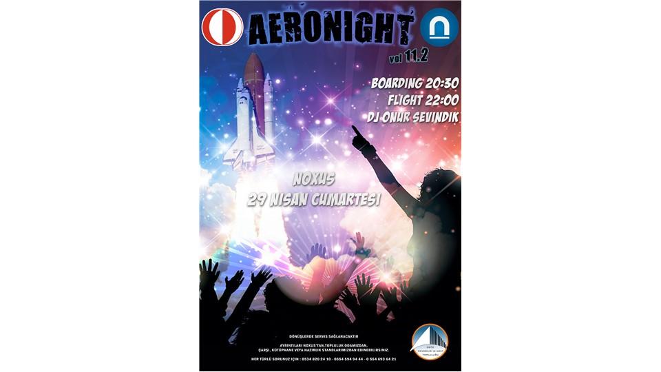 ODTÜ HUT AeroNight Vol 11.2