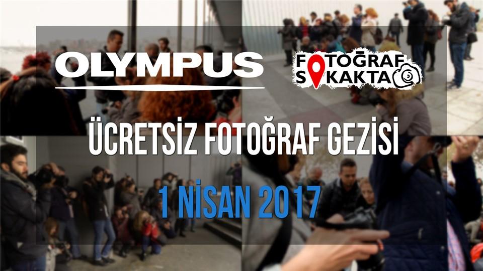 Ücretsiz Fotoğraf Gezisi / Olympus & Fotoğraf Sokakta
