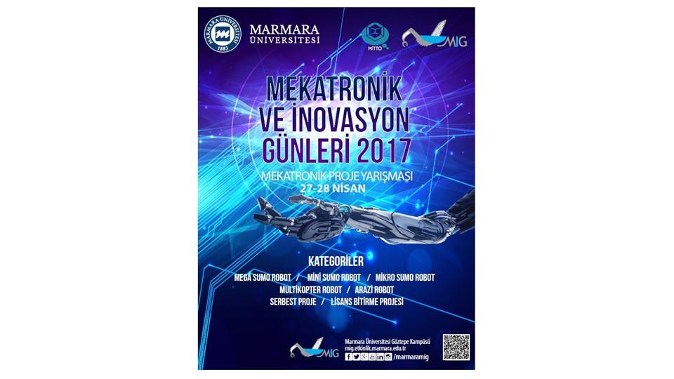2. Marmara Mekatronik ve İnovasyon Günleri