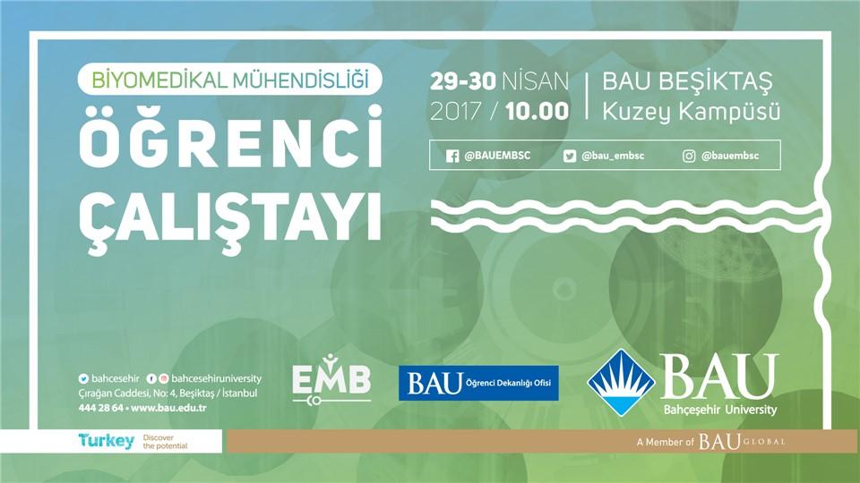 Ulusal Biyomedikal Mühendisliği Çalıştayı