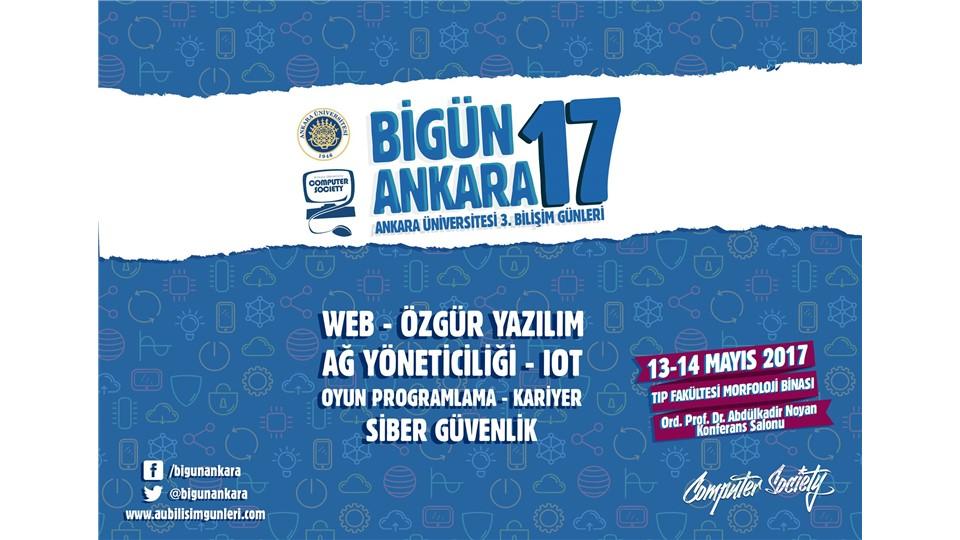 Ankara Üniversitesi Bilişim Günleri