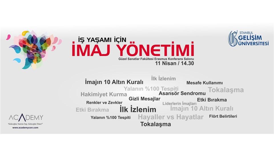 İmaj Yönetimi Gelişim Üniversitesi