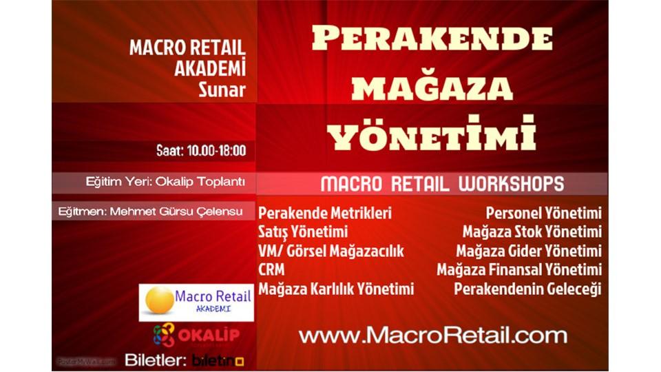 Mağazacılık Satış Ekipleri Eğitimi