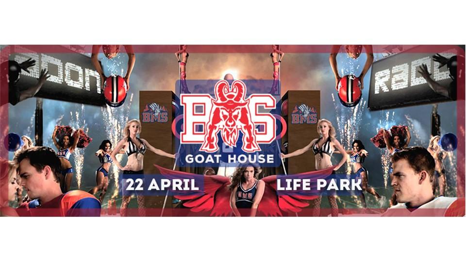 BMS Goat House 2017 @Life Park