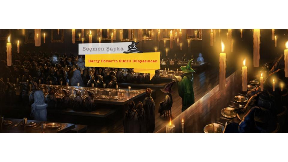 Harry Potter'ın Sihirli Dünyasından 3 Farklı Etkinlik