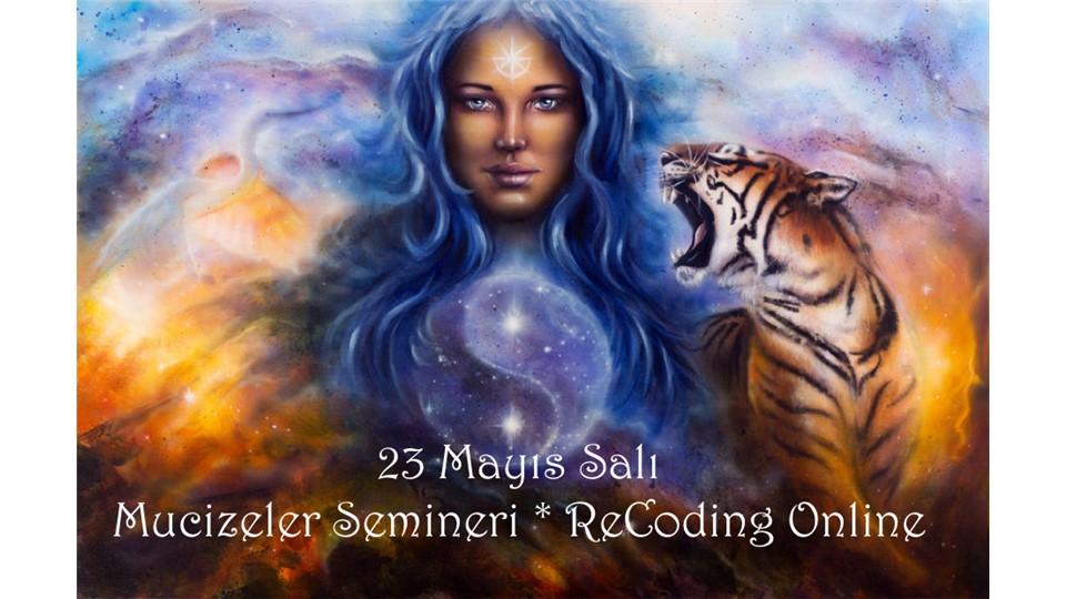 Online Mucizeler Semineri - ReCoding