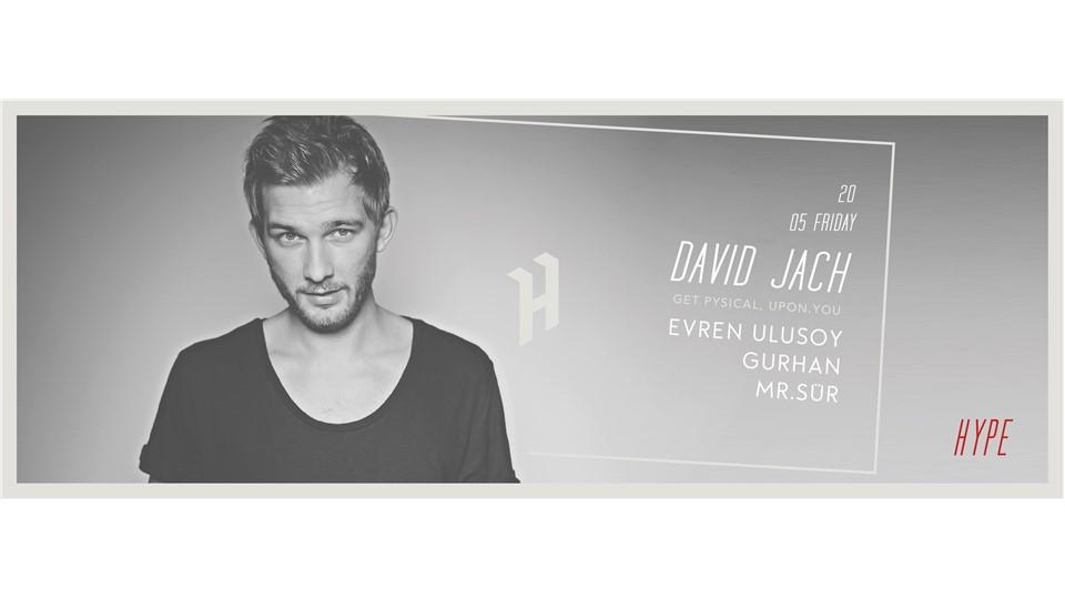 DAVID JACH IN ISTANBUL