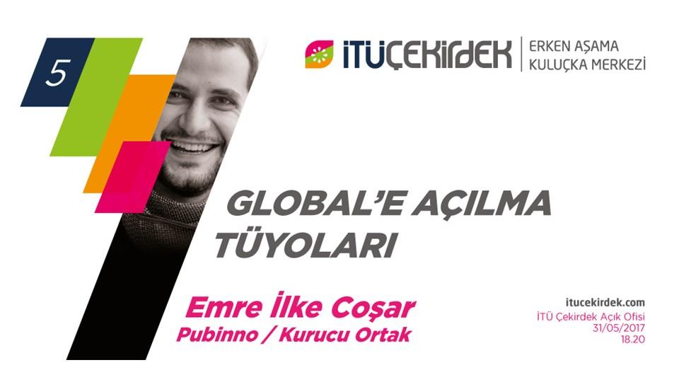 5# Globale Açılma Tüyoları, Pubinno