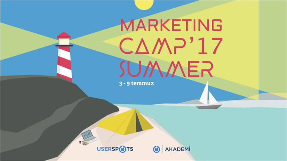 Userspots Marketing Camp