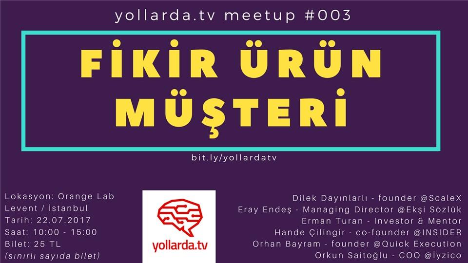 Yollardatv Meetup #003