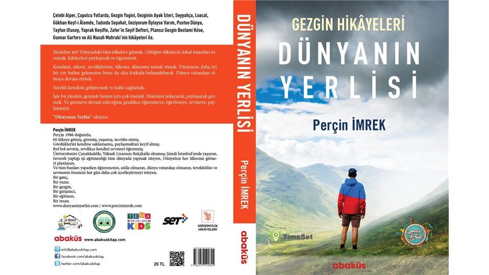 'Dünyanın Yerlisi' Gezgin Hikayeleri Kitap Lansmanı & Söyleşi