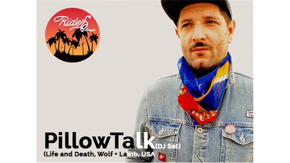 PillowTalk (DJ set) X demirabi @ Riders Alacati