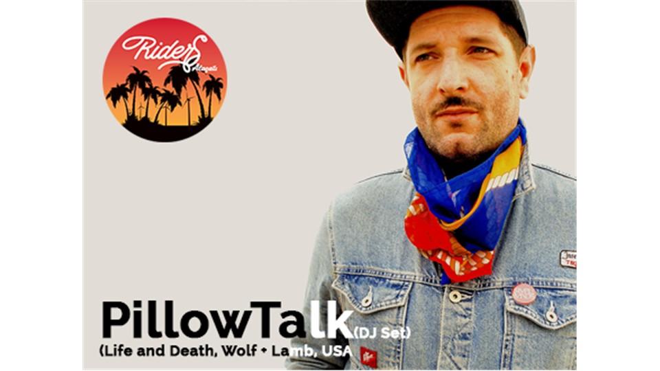 PillowTalk (DJ set) X demirabi @ Riders Alacati