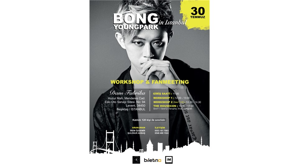 BONGYOUNG PARK THE HOUSECON