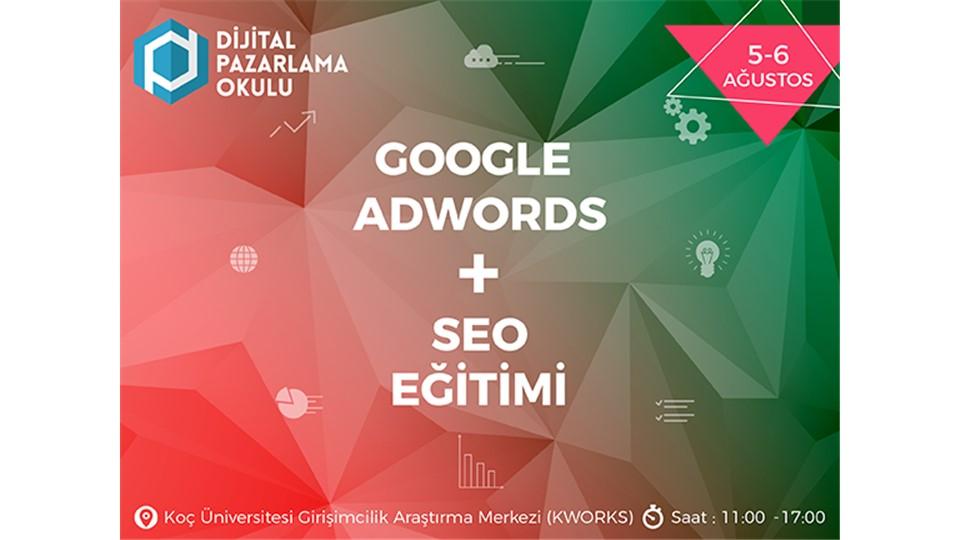 Google AdWords ve SEO Eğitimi [İSTANBUL]