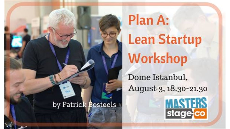Plan A: Lean Startup  (Workshop)
