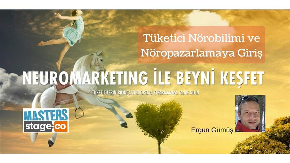 Workshop: NeuroMarketing - Tüketici Nörobilimi ve Nöropazarlamaya Giriş