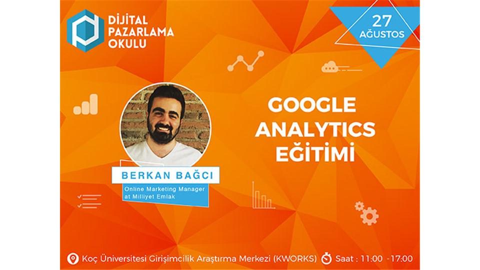 [Uygulamalı] Google Analytics Eğitimi