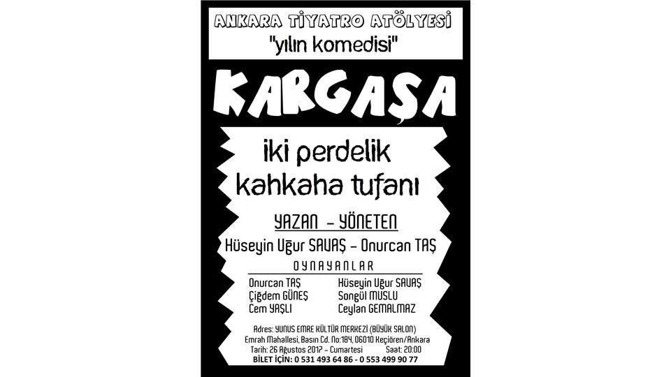 KARGAŞA (TİYATRO OYUNU)
