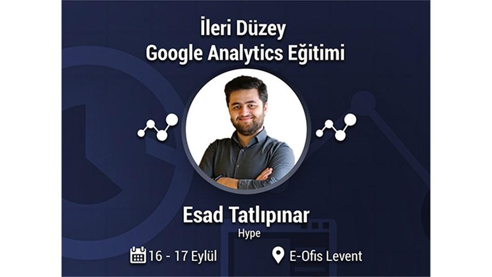 İleri Düzey Google Analytics Eğitimi