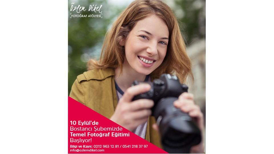 Temel Fotoğraf Atölyesi (Fotoğrafa Yeni Başlayanlara ve Fotoğrafçılıkta İlerlemek İsteyenlere!)