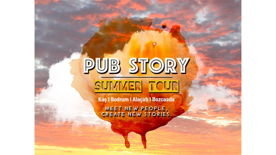 "Pub Story | ""Show Me How to Live"""