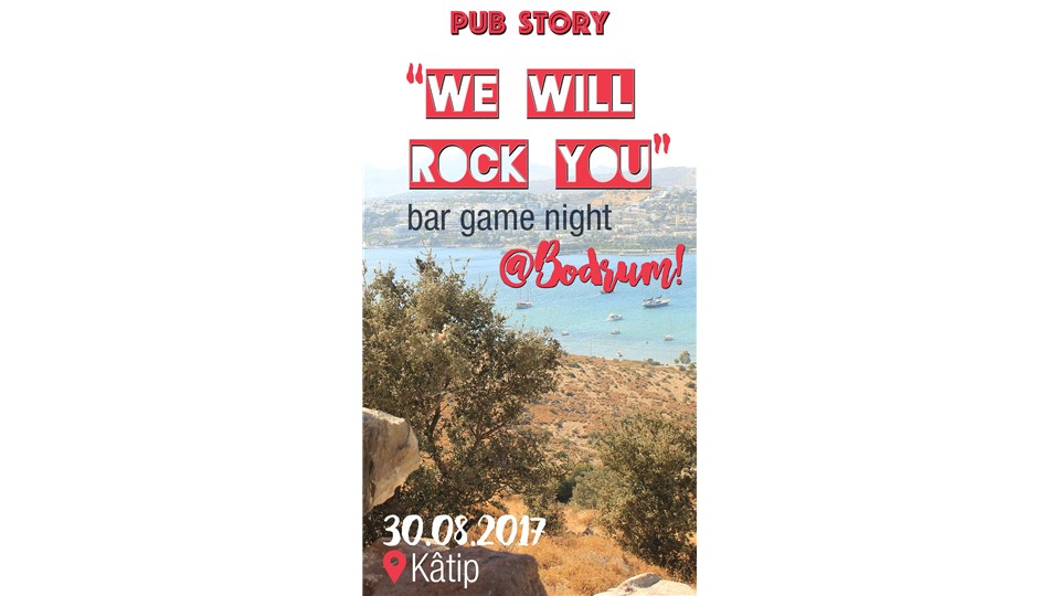 "Pub Story | ""We Will Rock You"""